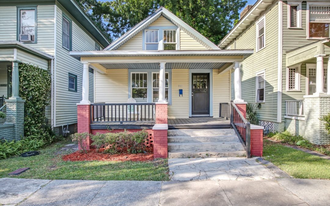 513 E 36th St, Savannah, GA 31401